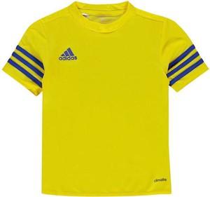 Koszulka dziecięca Adidas w paseczki