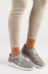 40061723f0449 skórzane buty sportowe - stylowo i modnie z Allani