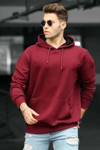 Czerwona bluza IVET