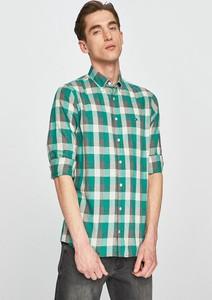 Zielona koszula Tommy Hilfiger