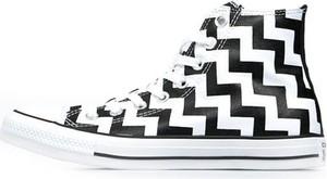 Sneakersy Converse z nadrukiem