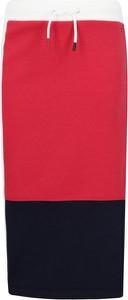 Czerwona spódniczka dziewczęca Tommy Hilfiger