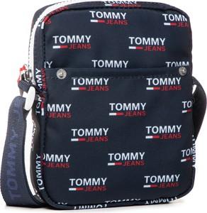 Granatowa saszetka Tommy Jeans