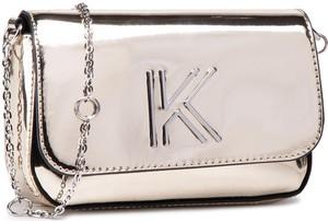 Złota torebka Kendall+Kylie