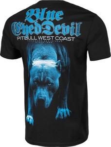 T-shirt Pit Bull West Coast z krótkim rękawem z nadrukiem