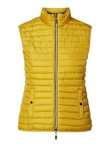Żółta kamizelka Fuchs Schmitt w stylu casual krótka