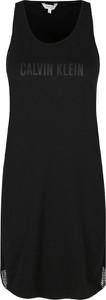 Sukienka Calvin Klein bez rękawów mini