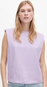 Fioletowa bluzka Reserved