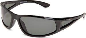 eyelevel męskie okulary przeciwsłoneczne - w rozmiarze uniwersalnym czarny – czarny
