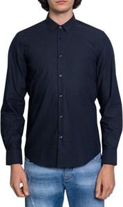 Koszula Antony Morato z kołnierzykiem button down z bawełny w stylu casual