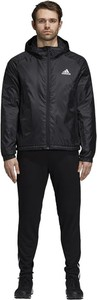 Czarna kurtka Adidas