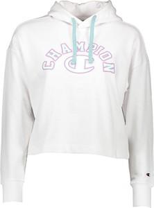 czarna bluza z białym napisem stylowo i modnie z Allani