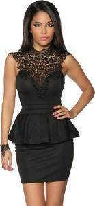 Czarna sukienka Estera
