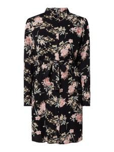 Sukienka Pieces mini koszulowa w stylu casual
