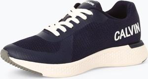 89b1cbad97700 Calvin Klein Jeans - Tenisówki męskie, niebieski