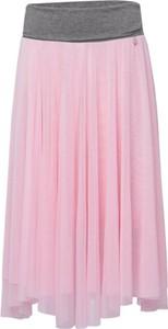 Różowa spódnica Look made with love