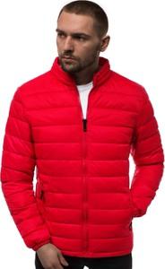 Czerwona kurtka Ozonee