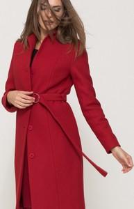 Płaszcz VISSAVI w stylu casual z wełny