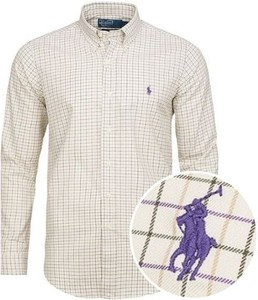 Koszula Ralph Lauren z bawełny