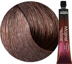 L'Oreal Paris Loreal Majirel | Trwała farba do włosów - kolor 6.23 ciemny blond opalizująco-złocisty 50ml - Wysyłka w 24H!