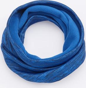 Niebieski szalik dziecięcy Reserved z plaru