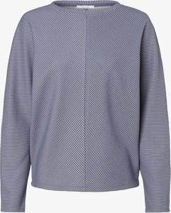 Niebieska bluza Opus w stylu casual