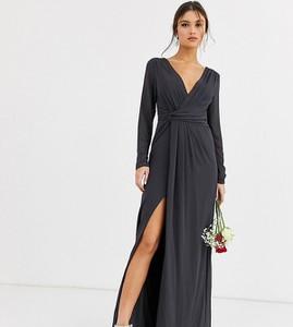 Sukienka Tfnc z dekoltem w kształcie litery v