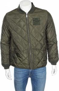 Zielona kurtka FRANKLIN & MARSHALL w stylu casual