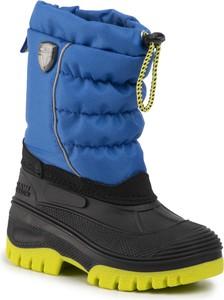 Niebieskie buty dziecięce zimowe CMP