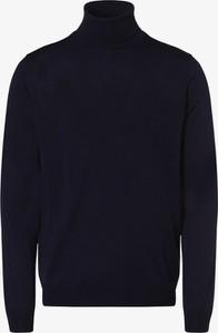 Sweter Finshley & Harding w stylu casual z wełny