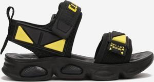 Buty dziecięce letnie born2be na rzepy dla chłopców