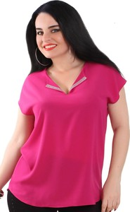 c656449193 bluzki damskie xxl - stylowo i modnie z Allani