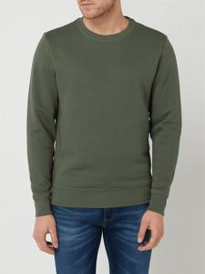 Zielona bluza Montego z bawełny