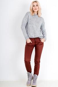 Spodnie Zoio z bawełny