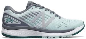 Buty sportowe New Balance z płaską podeszwą w sportowym stylu
