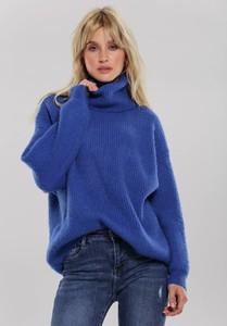 Niebieski sweter Renee