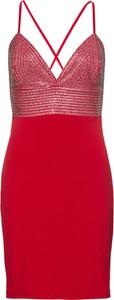 Sukienka bonprix BODYFLIRT boutique ołówkowa