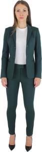Zielone spodnie Dondup