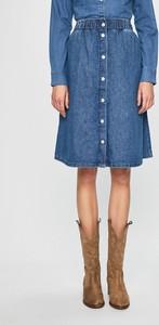 Niebieska spódnica Levis