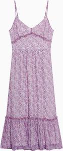 Sukienka ORSAY z dekoltem w kształcie litery v w stylu casual mini