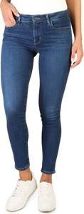 Jeansy Levis w stylu casual z bawełny