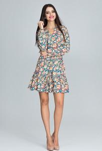 Sukienka Figl z długim rękawem w stylu casual