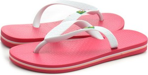 Buty dziecięce letnie Ipanema w sportowym stylu z płaską podeszwą