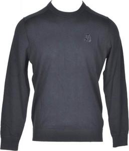 Sweter Diesel w stylu casual z okrągłym dekoltem