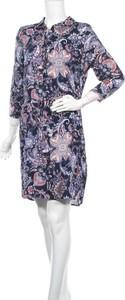 Sukienka Christian Berg z długim rękawem mini