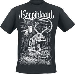 T-shirt Korpiklaani