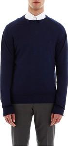 Niebieski sweter Etro w stylu casual z wełny