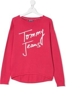 Sweter Tommy Hilfiger Junior