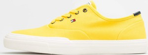 Tommy Hilfiger Core Oxford Twill Sneaker Yellow