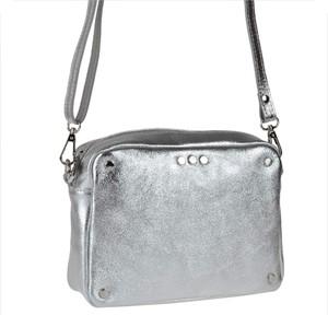 f4d7bb057c4d3 srebrna listonoszka - stylowo i modnie z Allani